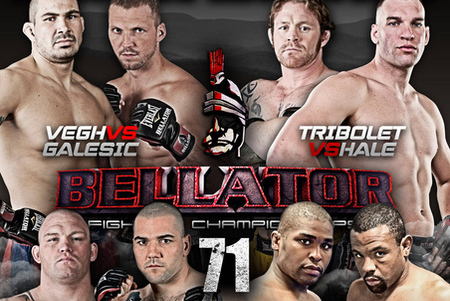 Bellator 71: Main Card Predictions