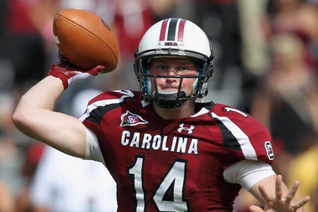 South Carolina Football: How Steve Spurrier Plans to Help Connor Shaw Grow