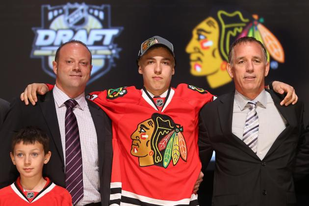 Chicago Blackhawks 2012 NHL Draft Weekend Tracker: Picks, Trades and Analysis