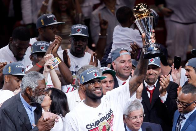 LeBron James: A Look Back at His Nine-Year Quest for a Championship
