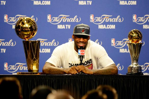 5 Things the Miami Heat Need to Do to Repeat as Champions