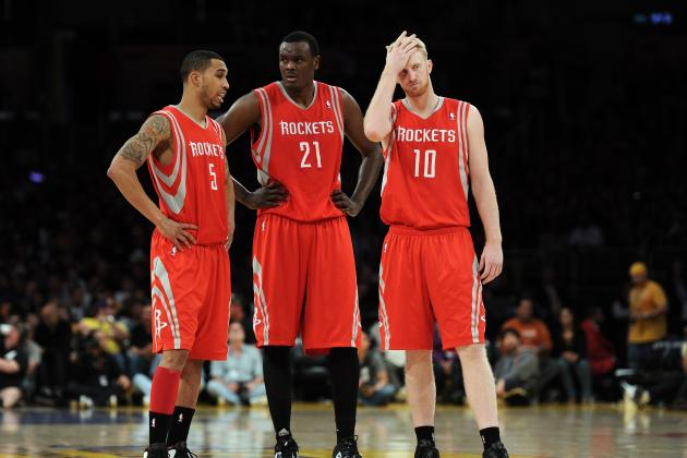 Houston Rockets: 5 Players Who Aren't Returning Next Season