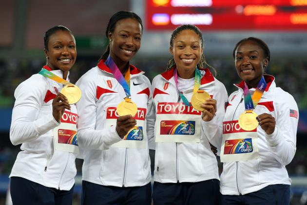 US Olympic Track Trials 2012: Breaking Down Top Athletes to Watch