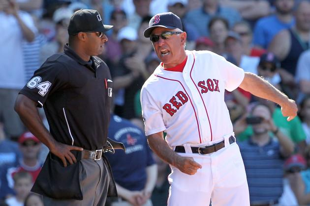 Boston Red Sox: Bobby Valentine's Most Puzzling Managerial Decisions of 2012