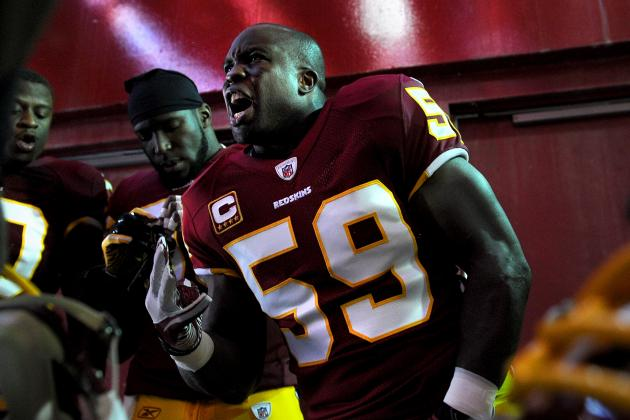 3 Washington Redskins Who Could Lose Ground in 2012