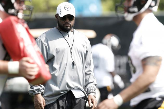 Report Card Grades for Every Positional Unit on Pittsburgh Steelers' Roster