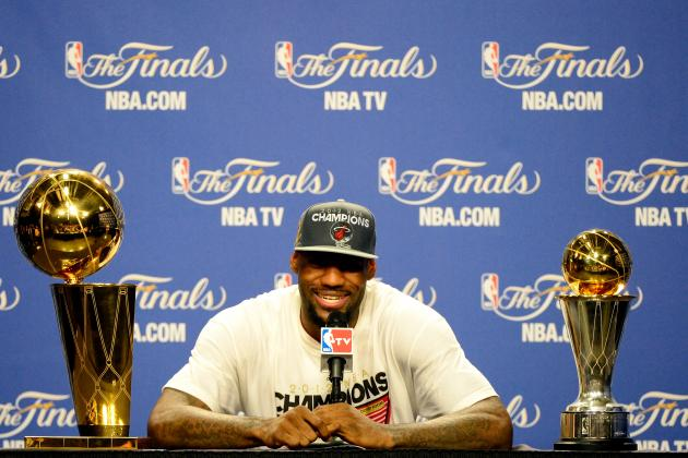 LeBron Wins Championship: Ranking 12 Best Active NBA Players Without a Ring