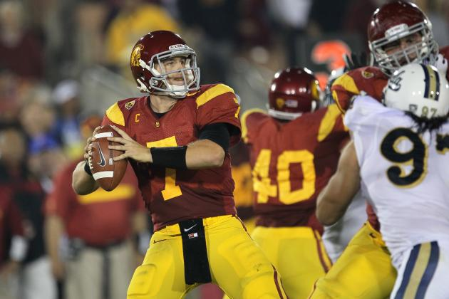 NCAA Football's 10 Best Quarterbacks, Running Backs and Wide Receivers of 2012