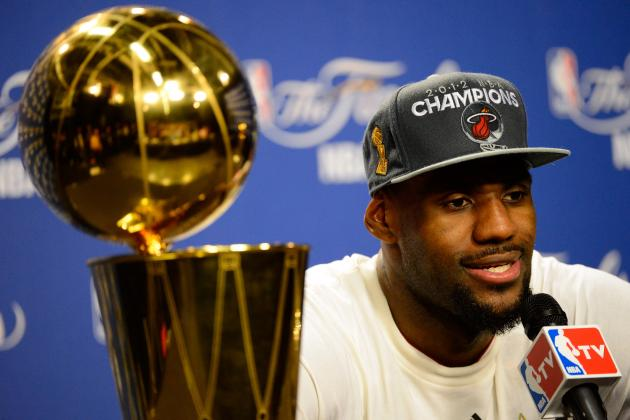Lebron James: The 15 Most Career-Defining Moments of His Career