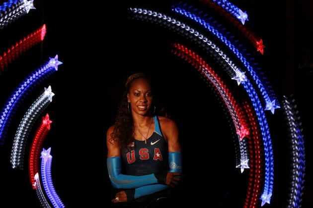 Lolo Jones and the 5 Biggest Celebrities in US Women's Track and Field