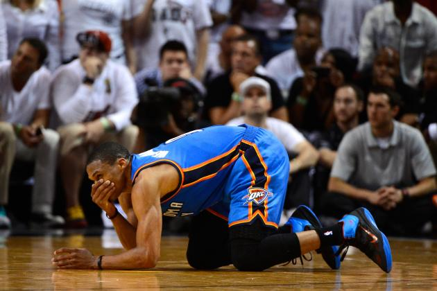 Thunder vs. Heat: Most Pivotal Plays of 2012 NBA Finals