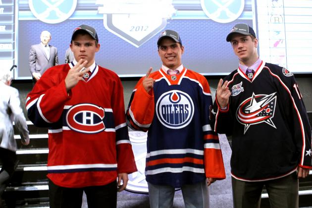 NHL Draft 2012: 7 Rookies Who Will Make an Instant Impact