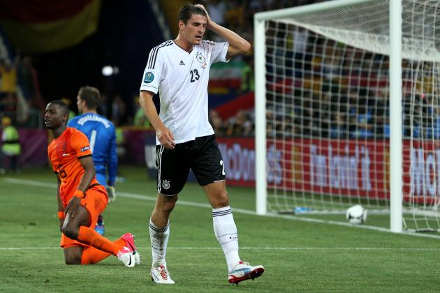 Euro 2012: Top 10 Goals for the Tournament so Far
