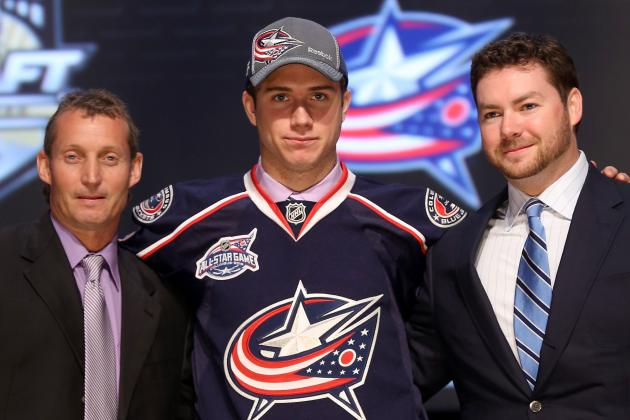 2012 NHL Draft Grades: Full Round 1 Report Card and Results