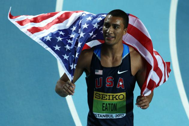 London 2012: The Top 10 Medal Hopefuls on the US Men's Track and Field Team