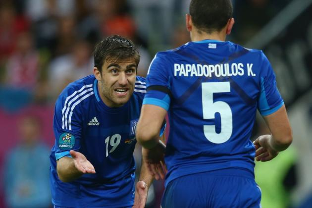 Germany vs. Greece: Rating the Two Sets of Players in Euro 2012