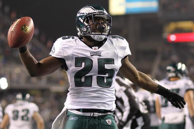 Philadelphia Eagles: 2012 Stat Projections for Each Eagles Running Back