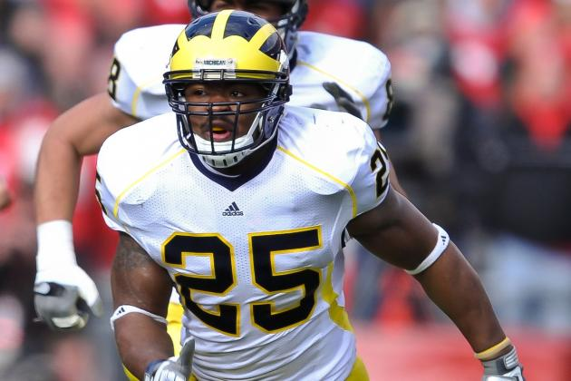 Michigan Football: What You Need to Know About Wolverines' LB Kenny Demens