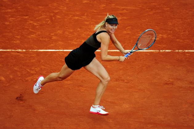 Maria Sharapova Dominates Pre-Wimbledon Power Rankings