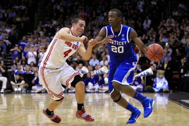 College Basketball: 2012-13 Top 5 Defensive Players in CBB