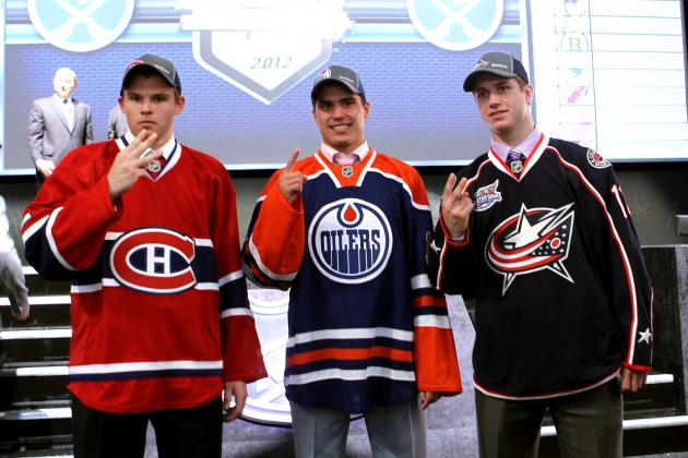 NHL Draft 2012: Predicting When Each First-Round Pick Will Make the NHL