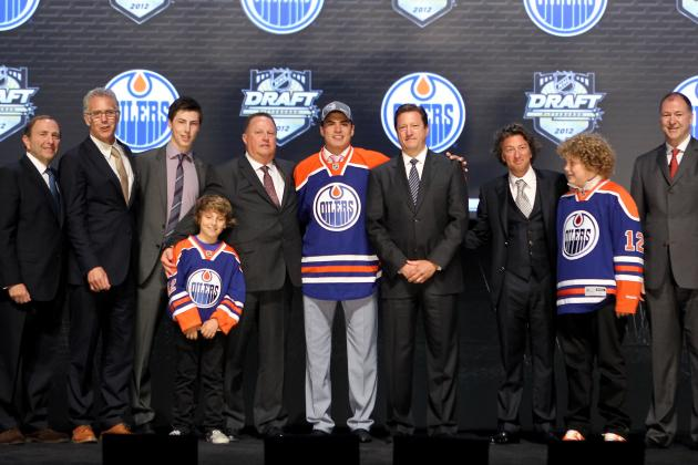 2012 NHL Draft: A Quick Look at the Top 10 Draft Picks