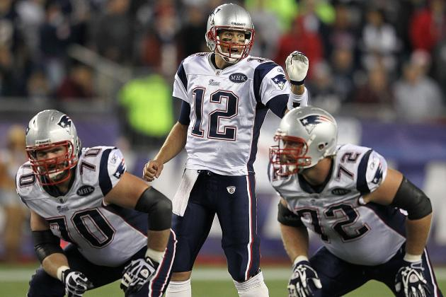 5 Ways Patriots Can Make Up for Matt Light, Logan Mankins Absences