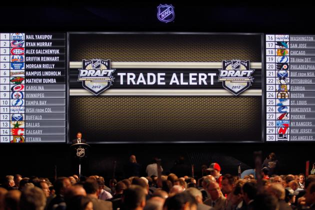 2012 NHL Draft Results: 5 First-Round Moves That Shocked Everyone