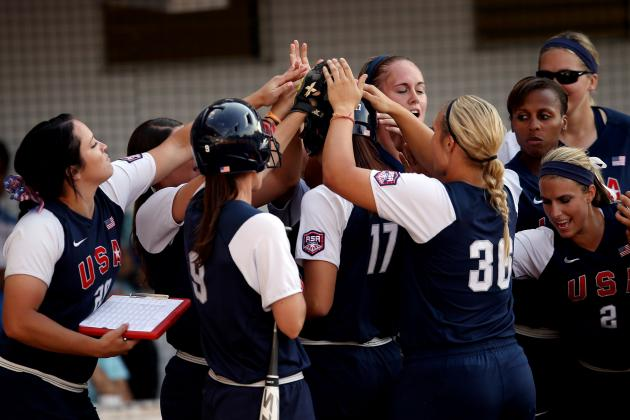 Softball World Cup 2012 Bracket: Breaking Down All 6 Teams