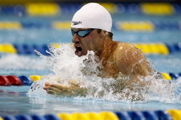 US Olympic Swimming Trials 2012: Ranking the 5 Swimmers with the Most to Prove