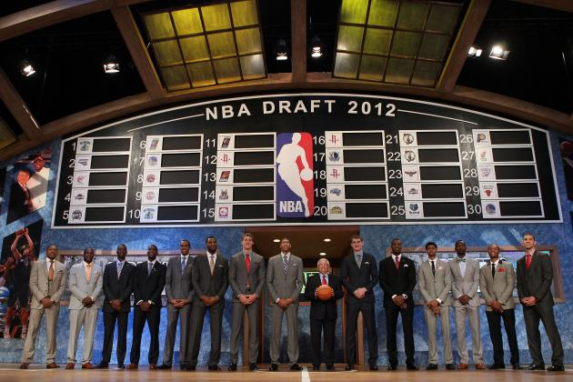 NBA Draft 2012: Grading Every GM's Performance
