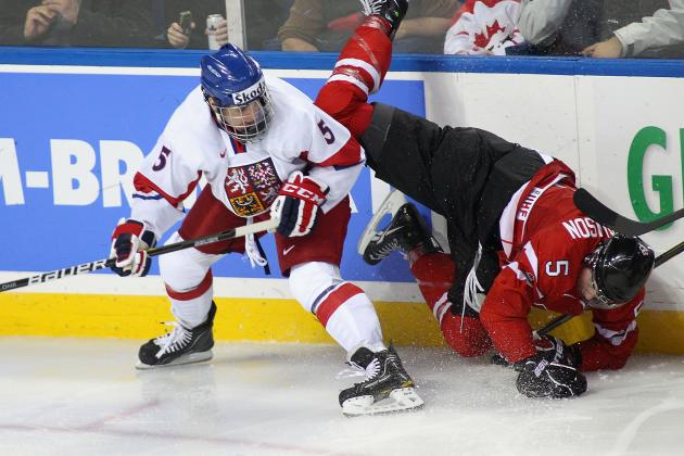 NHL Draft 2012 Results: Martin Frk and the 5 Biggest Steals of Day 2