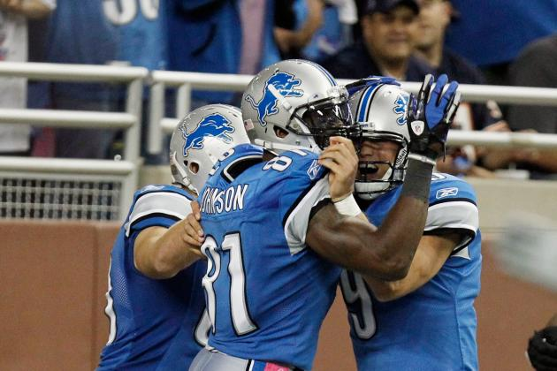 Detroit Lions: Predicting Top Offensive, Defensive Stat Leaders for 2012-13