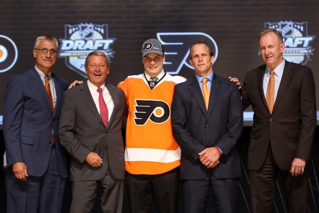 2012 NHL Draft: Grading and Analyzing Each Philadelphia Flyers Selection