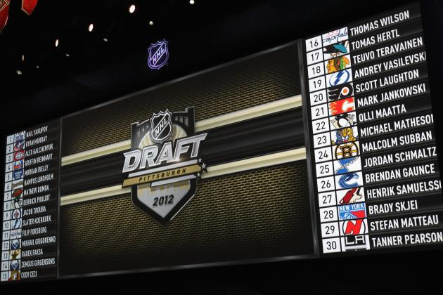 NHL Draft 2012: Post-Draft Report for Every Team
