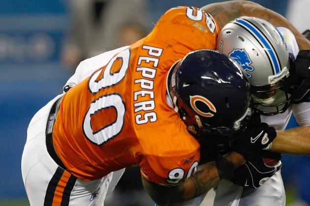 Chicago Bears: Predicting Top Offensive, Defensive Stat Leaders for 2012 Season