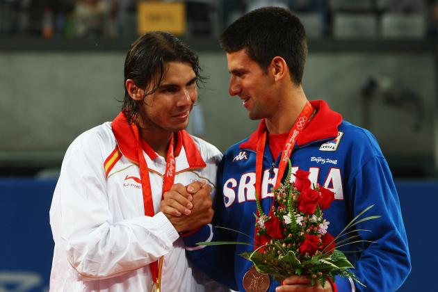 Wimbledon 2012: Why Rafael Nadal and Novak Djokovic Won't Meet for Olympic Gold