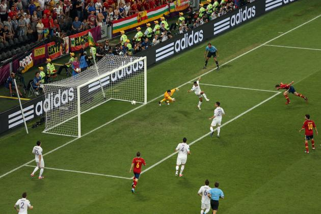 Spain vs. France: Rating the Spanish Players in Euro 2012 Quarterfinal