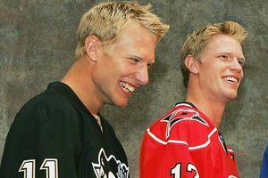 Where Do the Staal Brothers Rank Among Top Center Duos in the NHL?