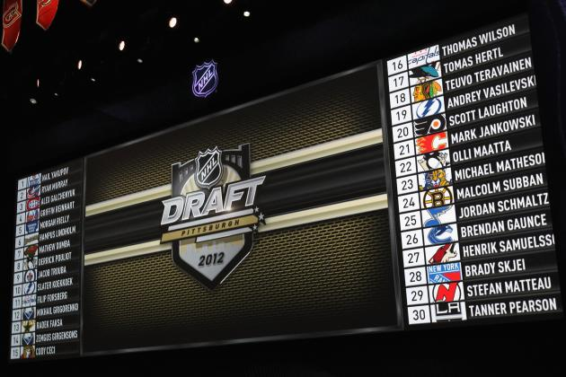 NHL Draft: 5 Top Storylines from the NHL Draft