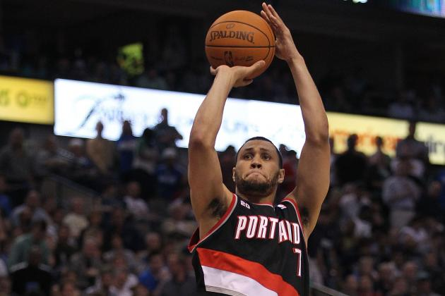 NBA Free Agency 2012: 4 Reasons Detroit Pistons Could Pursue Brandon Roy