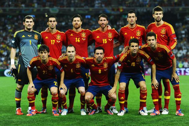 Euro 2012: 5 Best Players for Spain so Far