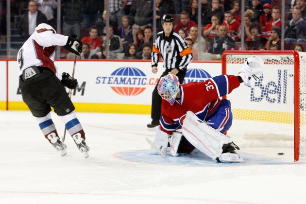 NHL: 15 Most Amazing Goals of the 2011-2012 Season