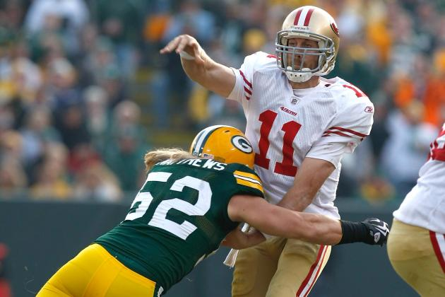 25 2012 NFL Matchups You Should Circle on Your Calendars