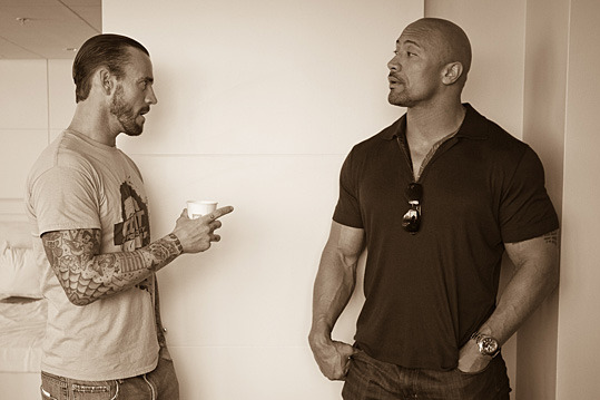WrestleMania 29: The Rock vs. CM Punk & 11 Matches for MetLife Stadium in April