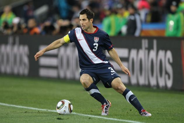 Carlos Bocanegra: Top 10 Candidates to Replace Him on the USMNT