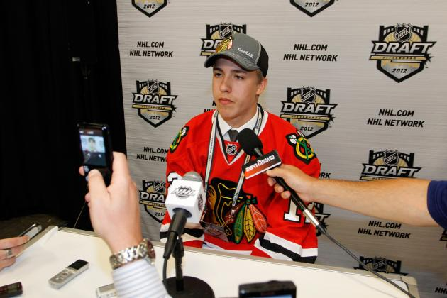 NHL Draft 2012: Meet the Chicago Blackhawks' Draftees
