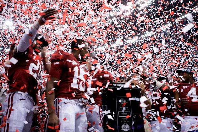 NCAA Football 2012-2013 Bowl Predictions