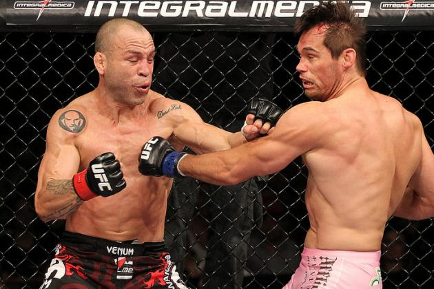 UFC 147 Results: 3 Big Fights to Make After Franklin vs. Silva 2