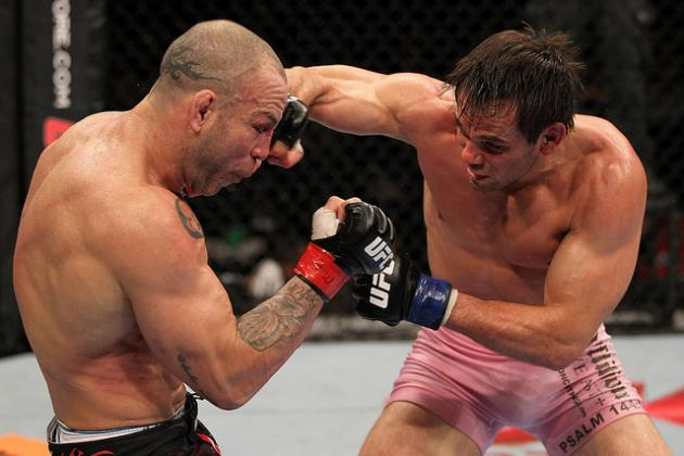 Wanderlei Silva vs. Rich Franklin: What's Next for Franklin?